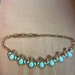 Jewelry - Turquoise Stone Statement Necklace